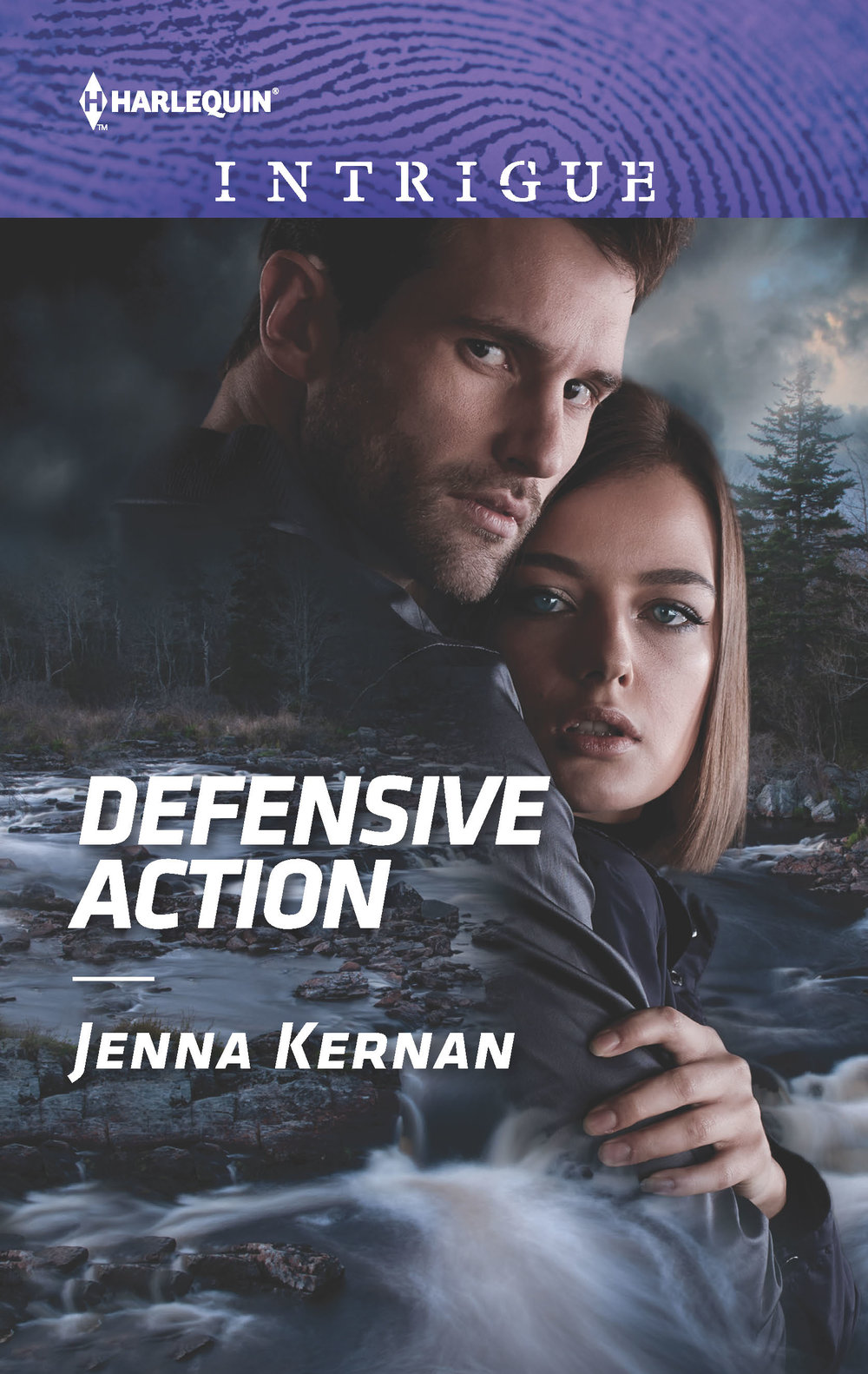 Defensive Action - Ryan Carr's mission is to deliver top secret intel—not guard I.T. expert Haley Nobel, the unsuspecting woman who saved him while he was in a shoot-out. But with bullets flying, Ryan and Haley have no choice except to rely on each other and their survival instincts. With both of their lives on the line, will they find the best defensive action is total engagement?