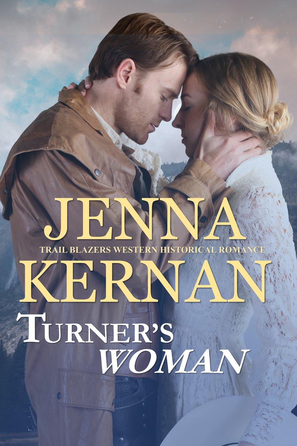 Turner's Woman (Trail Blazers Book 1)