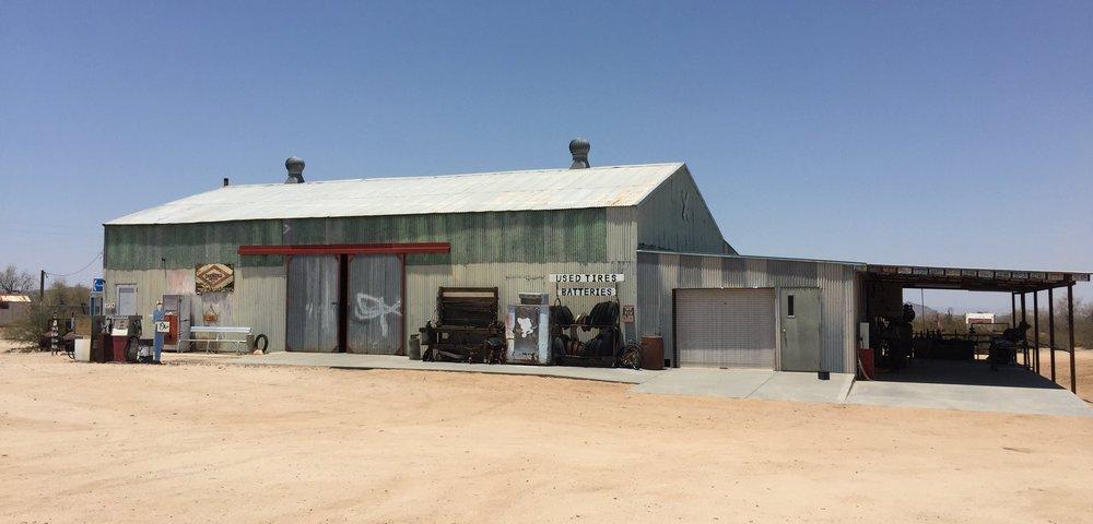 The Dwarf Car Museum Building