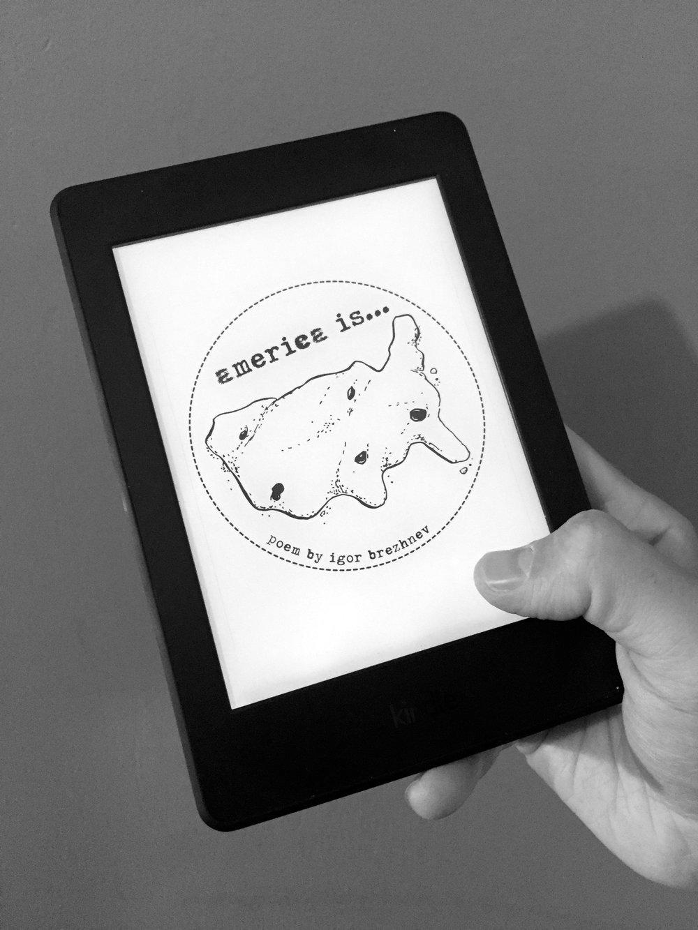 'america is…' digital broadside (kindle reader not included ;) )