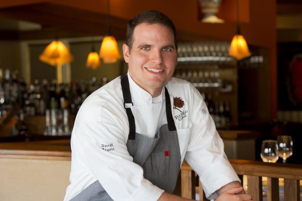 Darrel Truett, executive chef