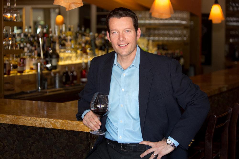 Ryan Fletter, owner & wine director