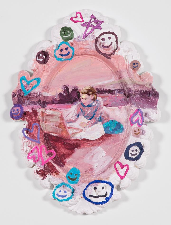Sarah Robertson Painting