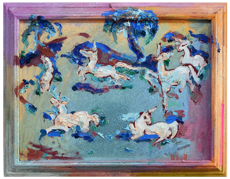Phelan Gibb's Unicorns
