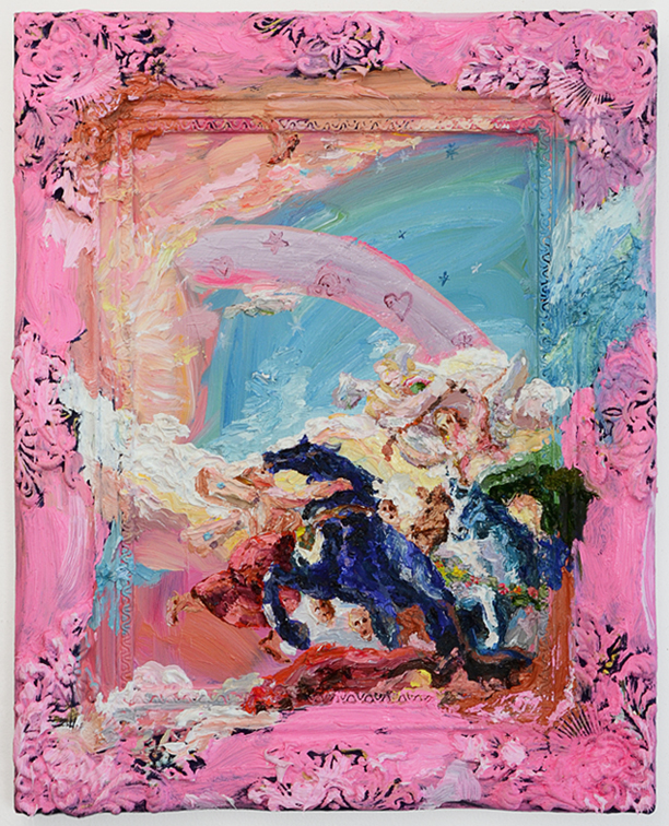 taming (after Tiepolo)