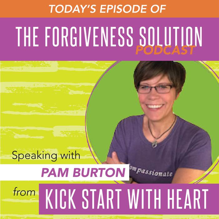 Pam Burton from Kick Start with Heart