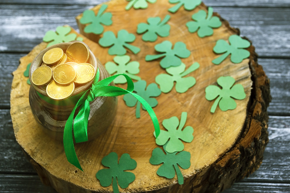 st patricks day lucky or blessed rev misty forgiveness solution