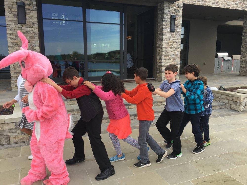 rev misty easter bunny sacrifice forgiveness and religion blog