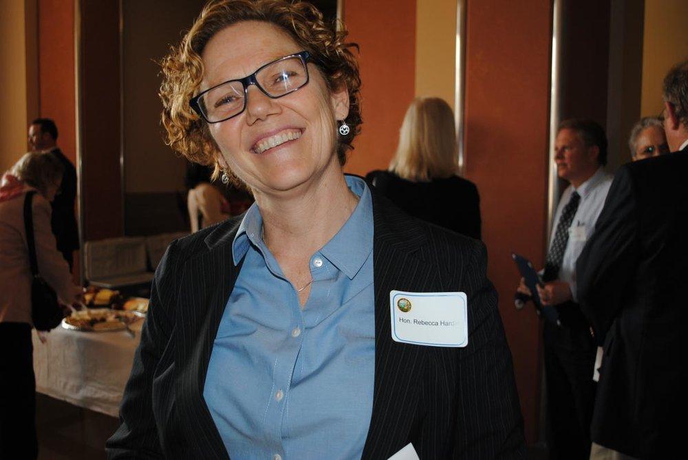 Judge Rebecca Hardie