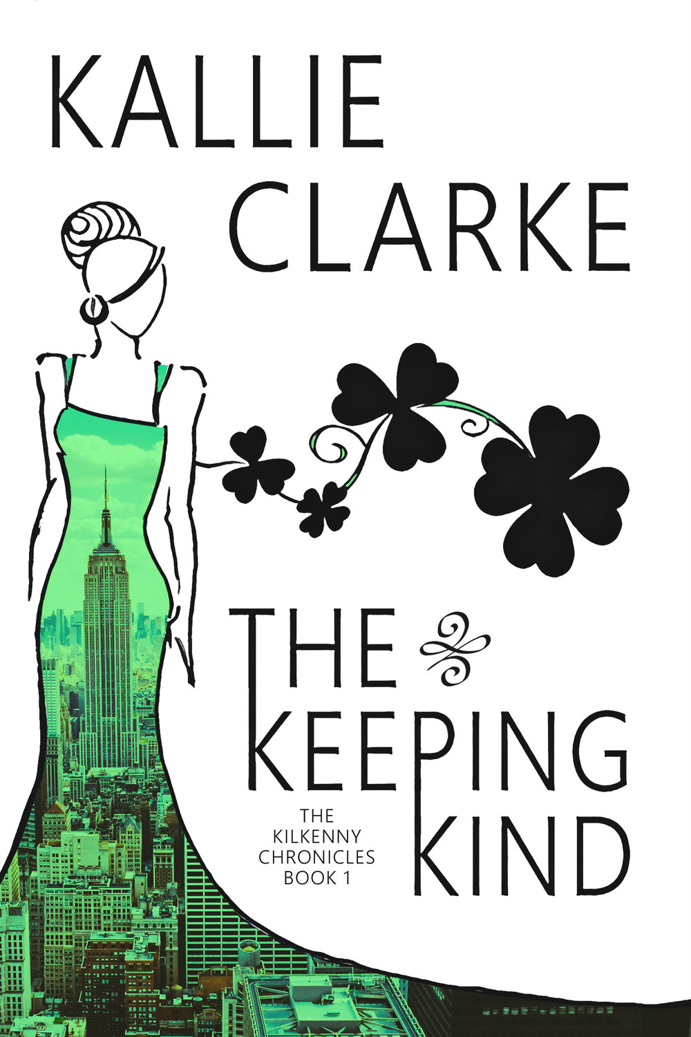 Kallie Clarke's breakout novel The Keeping Kind is great for those who love books by Sophie Kinsella.  - Amazon Reviewer