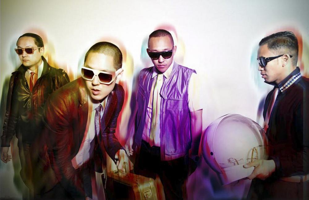 Far East Movement Album Cover