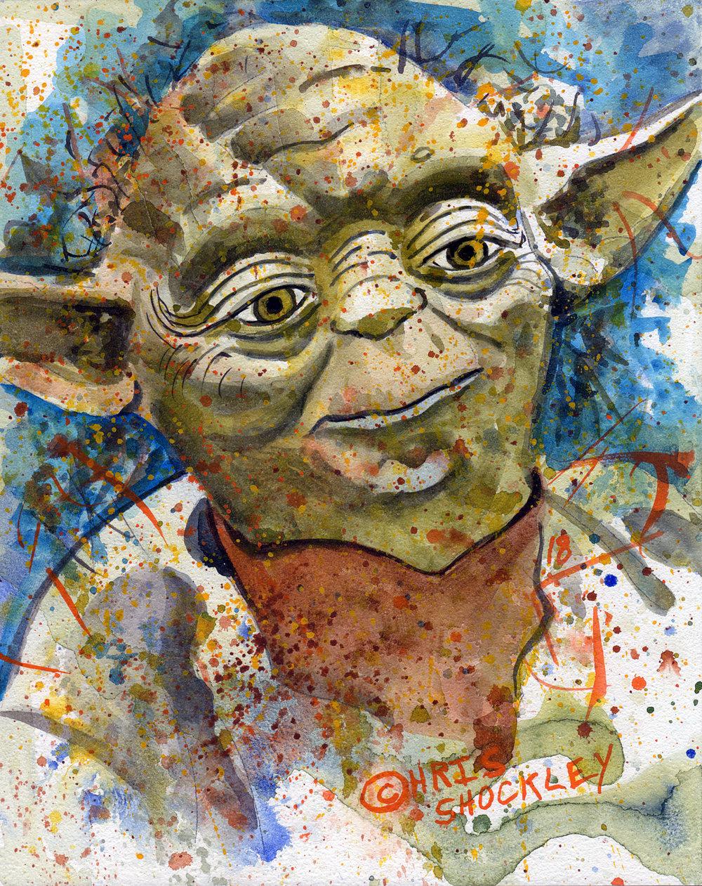 Yoda - 2018