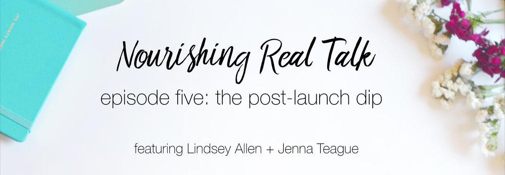 Episode 5 | Nourishing Real Talk