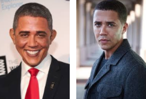 REGGIE BROWN - PRESIDENT OBAMA IMPERSONATORCOMEDIANIMPRESSIONIST