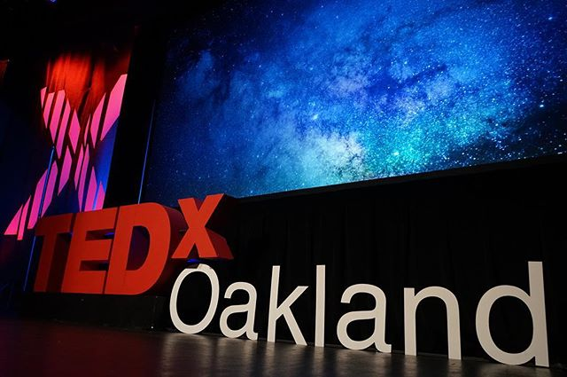 We came. We saw. We danced. We TEDx-ed the Oakland way. BUT... We couldn't have done it without you, the audience, the speakers, the comedians, the musicians, the performers, the staff at the venue, security, the custodians and the entire Oakland Bay Area community! THANK YOU for being part of this brand new family. We're looking forward to many more years of TEDxOakland to come and hope you join us. Never stop dreaming, never stop believing!  Live, Love Oakland! #ShapingTomorrow #TEDxOakland #oakland #inspire #positivity #tedx