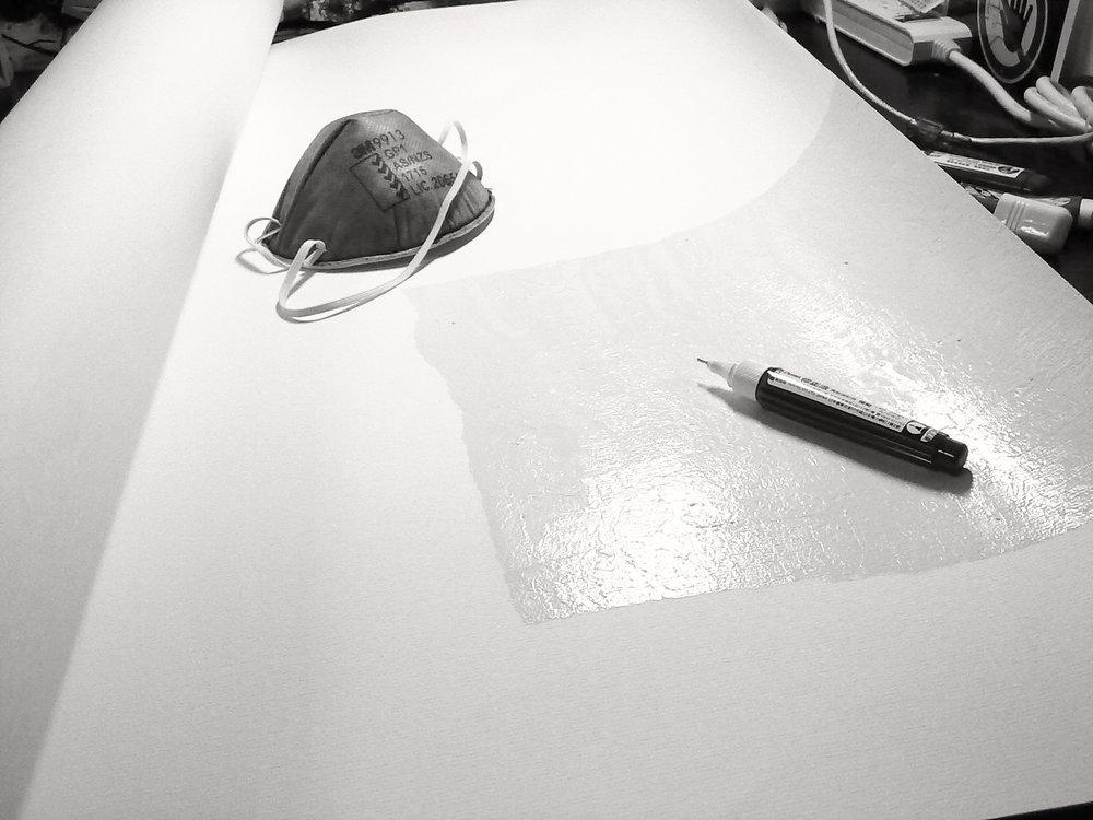 working process