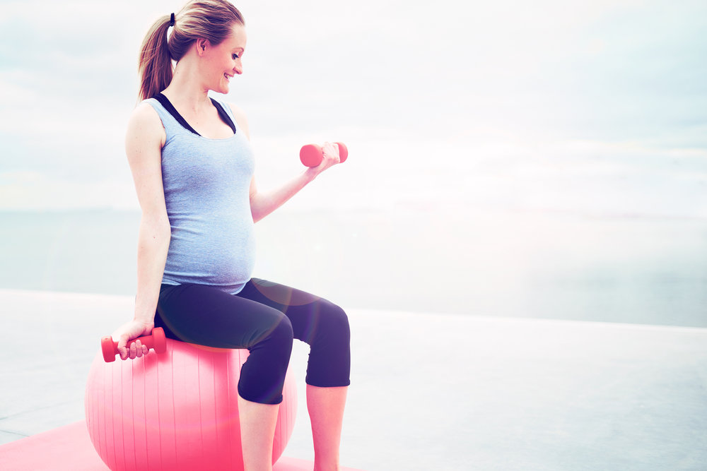 Pregnancy and general pilates - Click for more info...