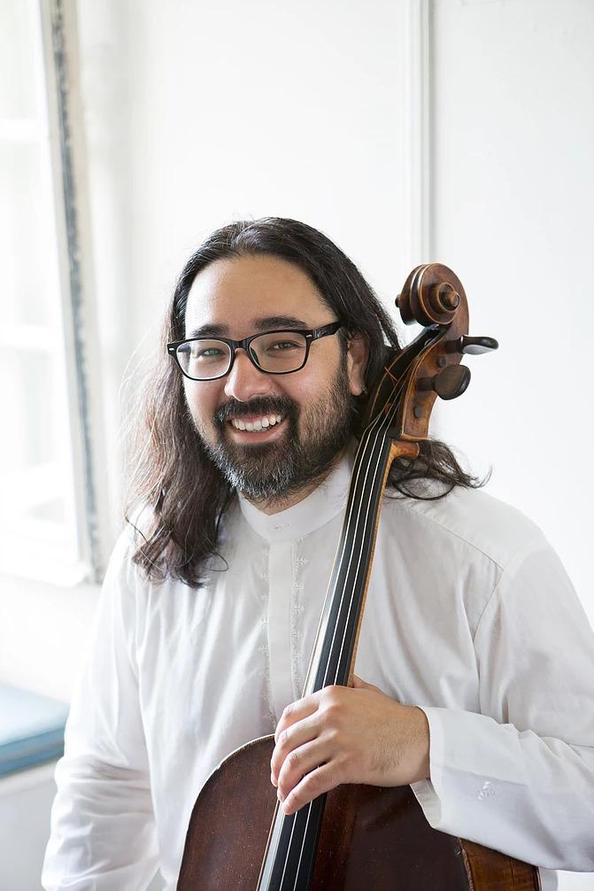 Leo Eguchi, cello