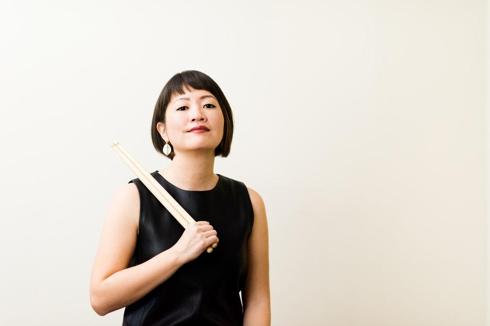 Haruka Fujii, percussion