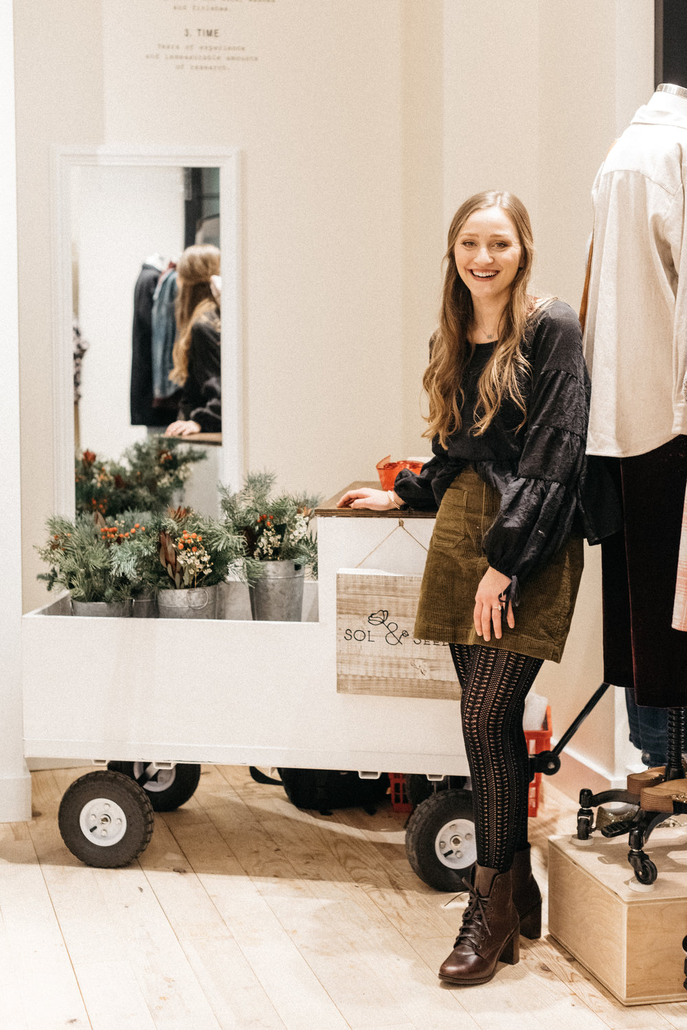 Featured at madewell - READ MORE >