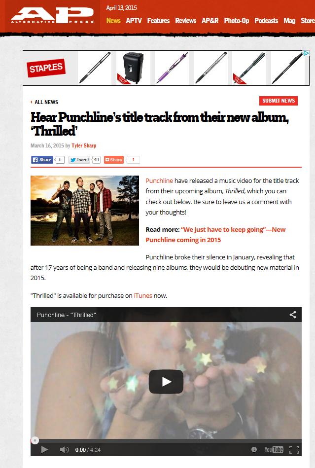 Punchline Thrilled AltPress.png