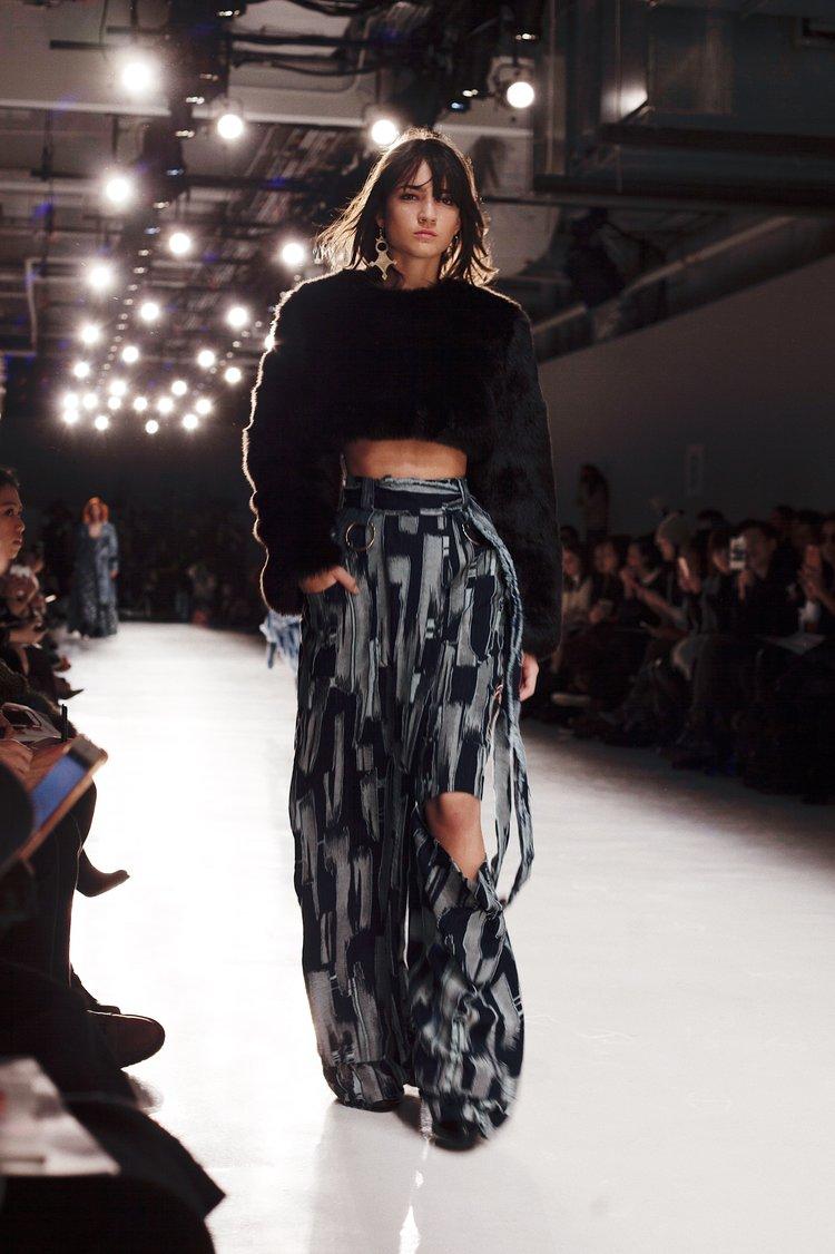 asia fashion collection, new york fashion week (2017)