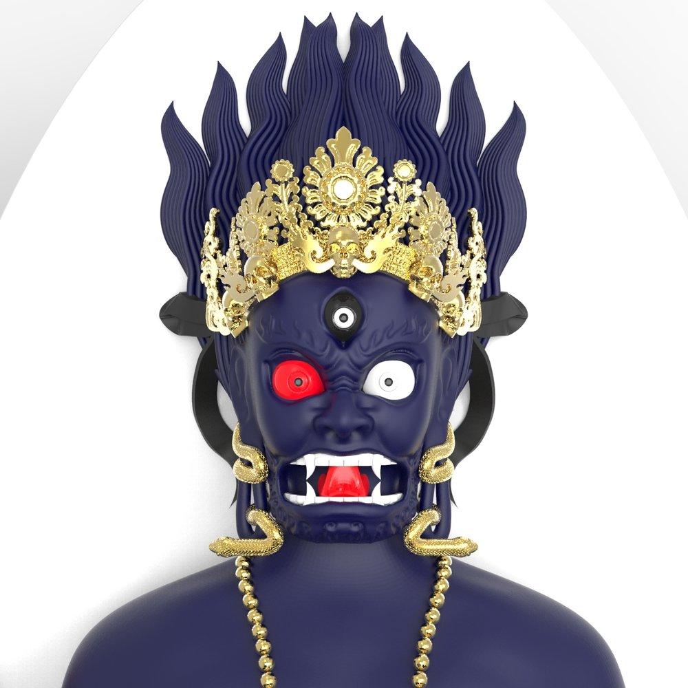 AP Bhairava portrait.jpg