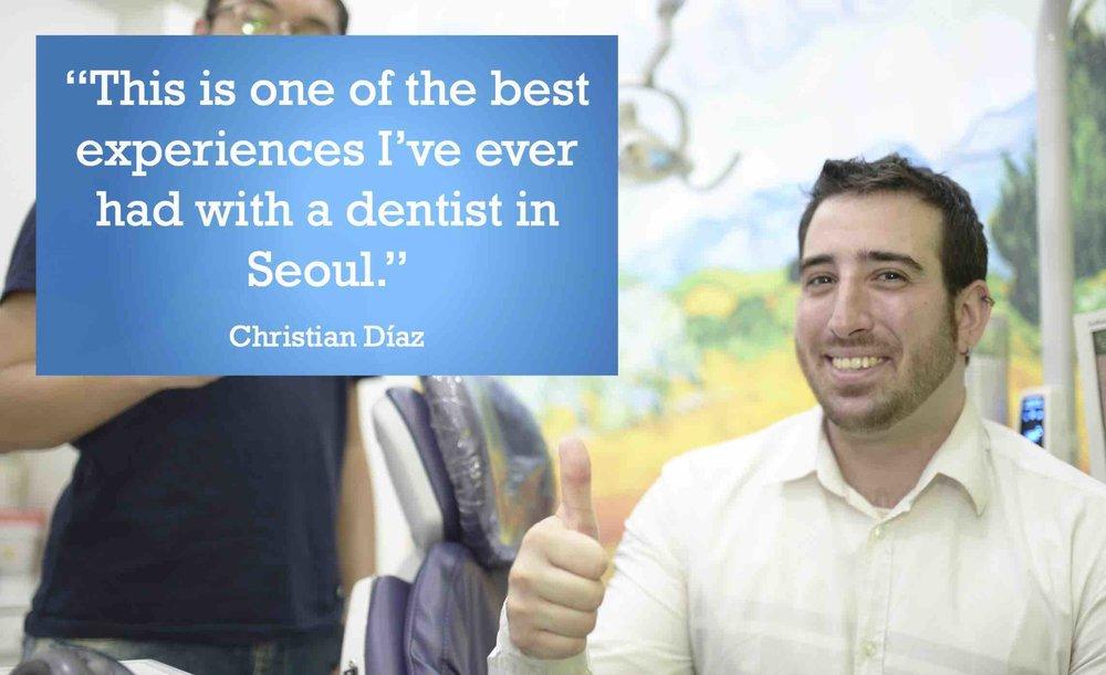 Yonsei E-Zone Dental Seoul Home Page Christian Testimonial.jpg