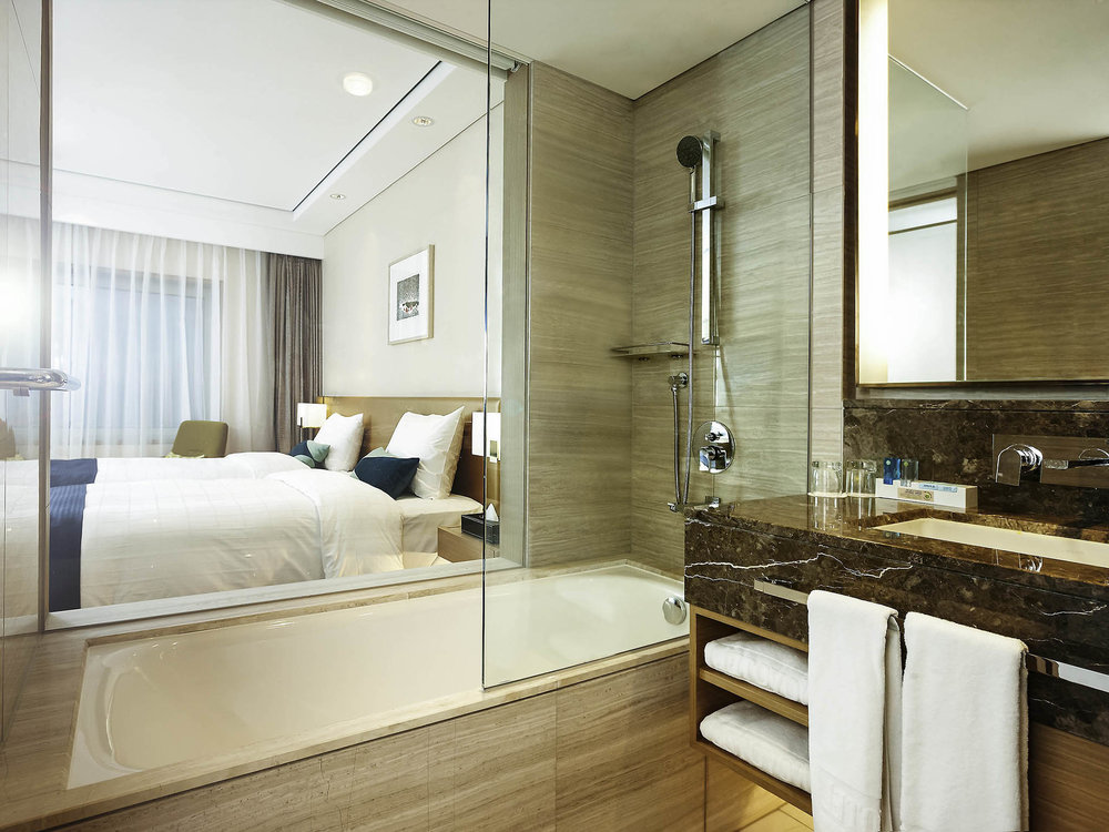 Exclusive Rate for Novotel Ambassador Hotel   - Enjoy your stay in Seoul with a special rate at Novotel Ambassador Hotel. Applicable to all foreign patients.