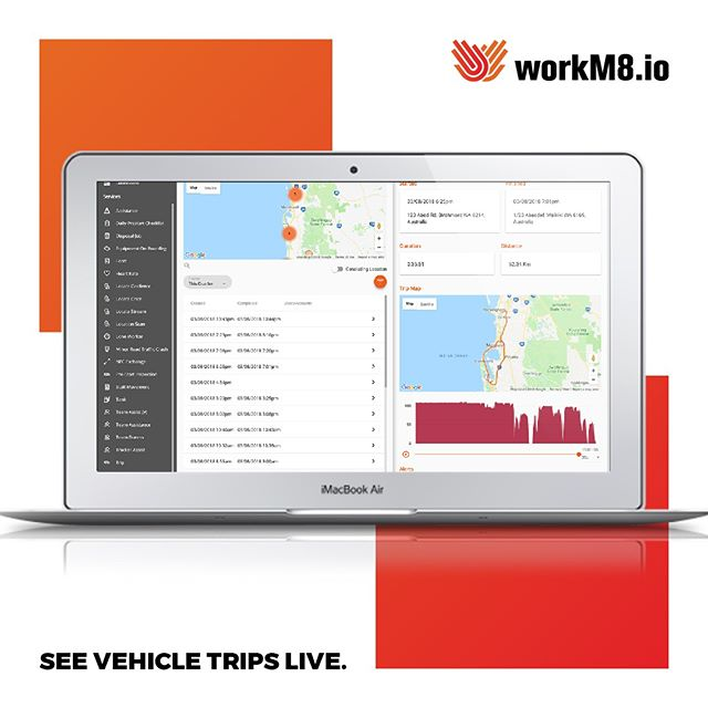WorkM8 brings Enterprise and Large vehicle fleet management tools to small and medium businesses #smb. We've just made it even more accessible with a special introduction price for smaller businesses.  Want to see what we can do for you? See https://www.workm8.io/smb