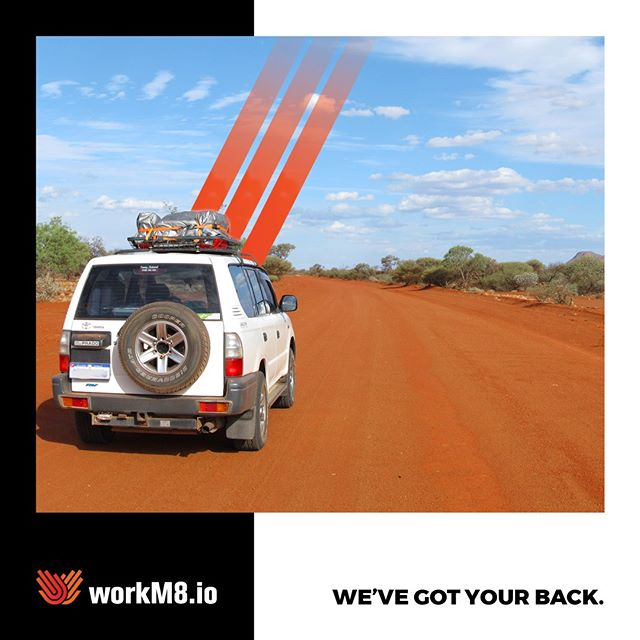 #Rural areas are the backbone of #Australia - and we believe in supporting them. workM8 brings large enterprise vehicle tracking capabilities, digital workflows and personal duress alarms to remote businesses of all sizes, keeping you and your workers safer. We've #gotyourback