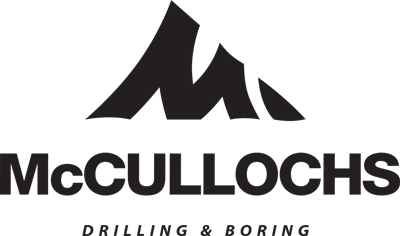 McCullochs Drilling and boring
