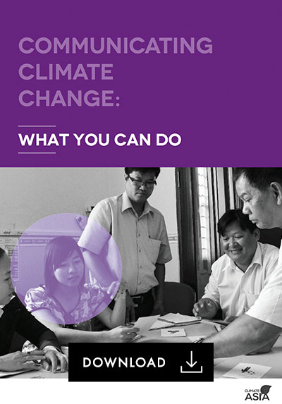 Communicating Climate Change - Guide