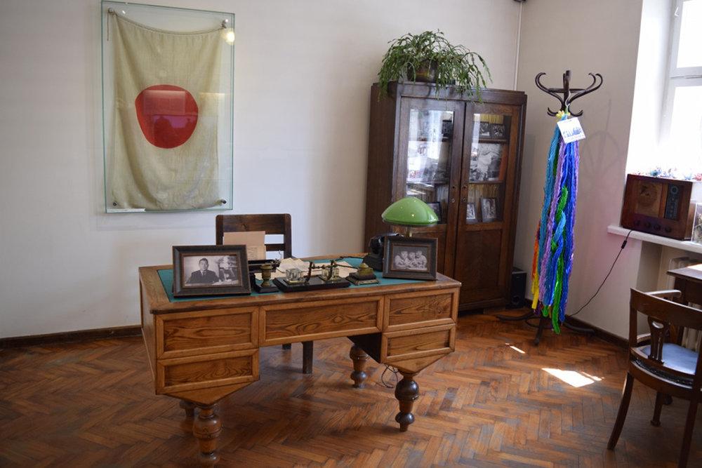 Sugihara House in Kaunas