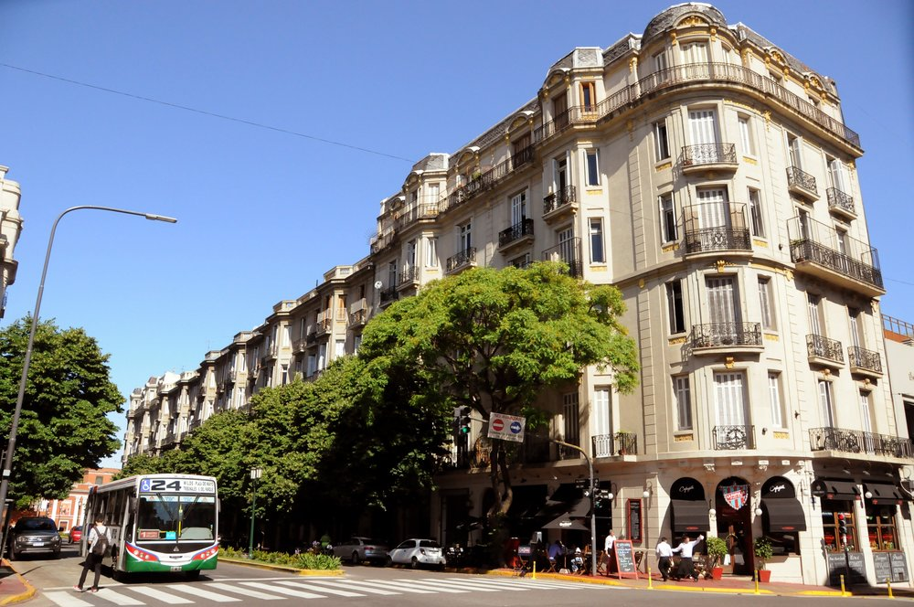 Buenos Aires by Allison Yates