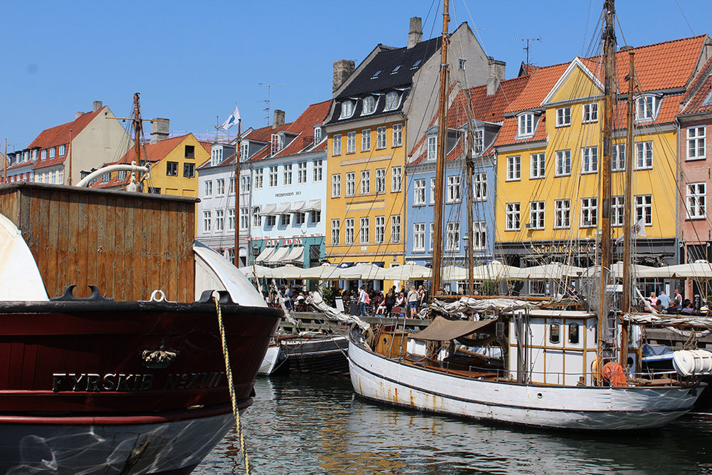 Nyhavn. Photo by Caroline Hadamitzky