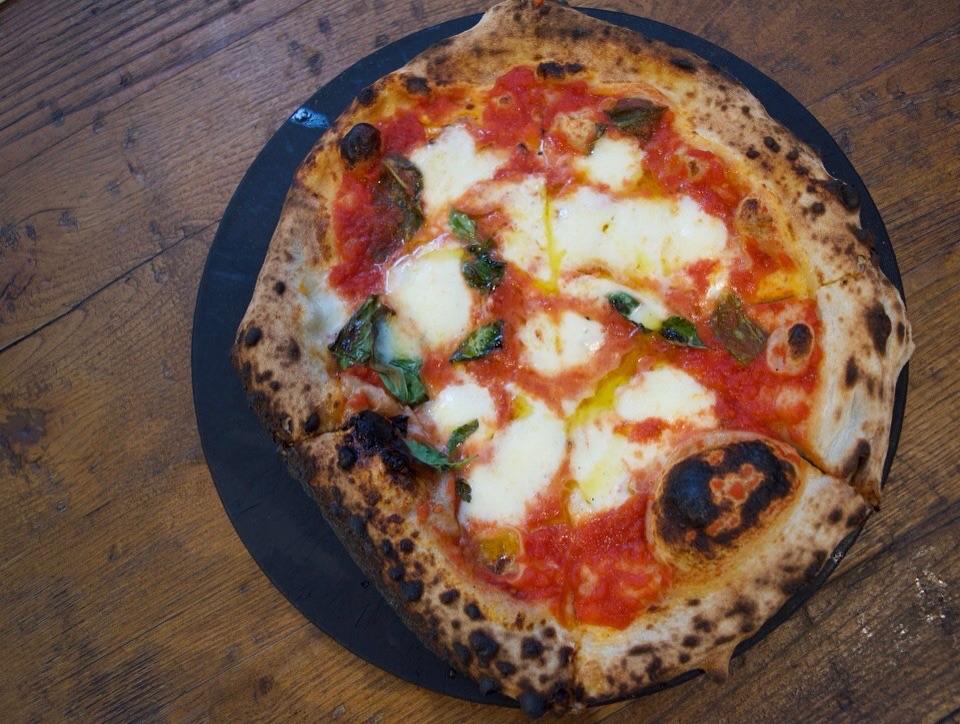 pizza at Mercato Centrale