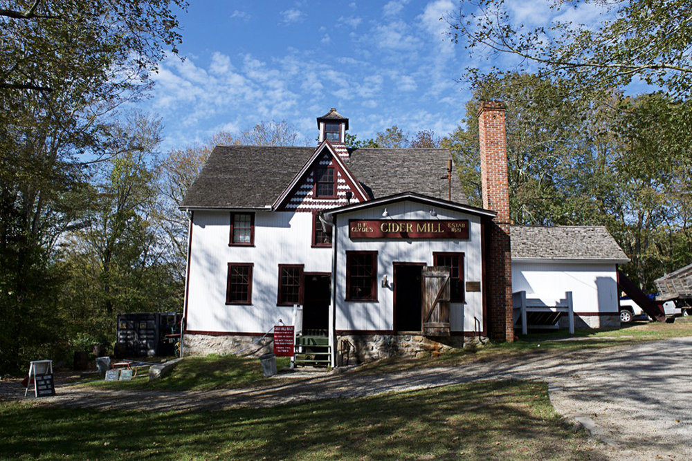 B.F. Clyde's Cider Mill, Mystic, Connecticut