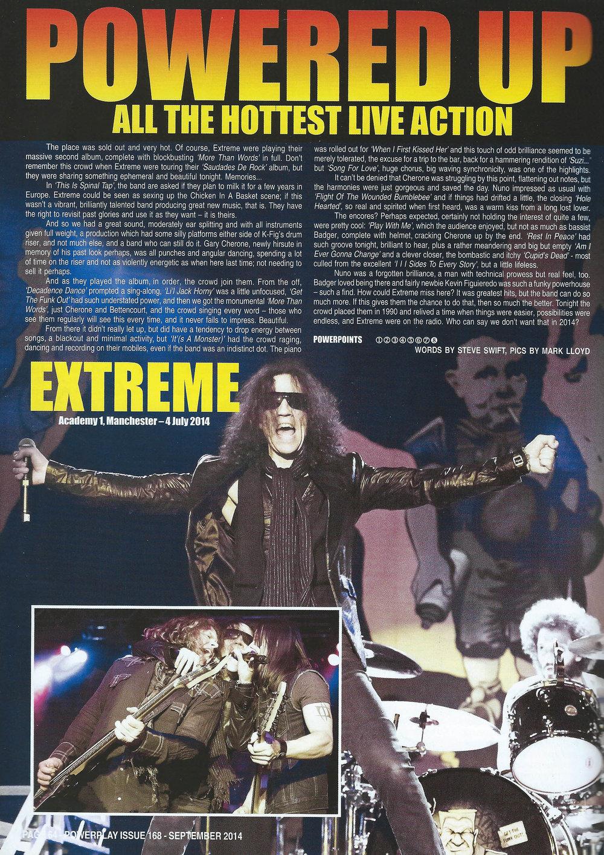 PowerPlay Magazine - Extreme Photos