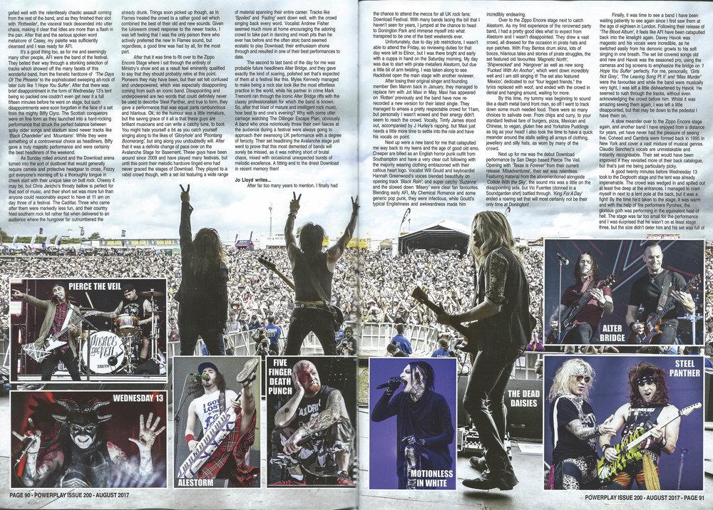 Download Festival 2017 (Photographs)