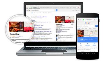 Google Sök - Dina företagsuppgifter på Google är ditt företags mest synliga tillgång. Stärk din närvaro med hjälp av Street View.