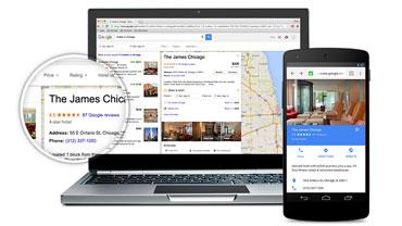 På din Sida - Enkelt bädda in virtuella rundtour till din företagets hemsida med google maps api eller enkla HTML-kodbit Google Street view.