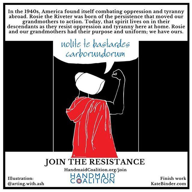 HandmaidCoalition.org/join