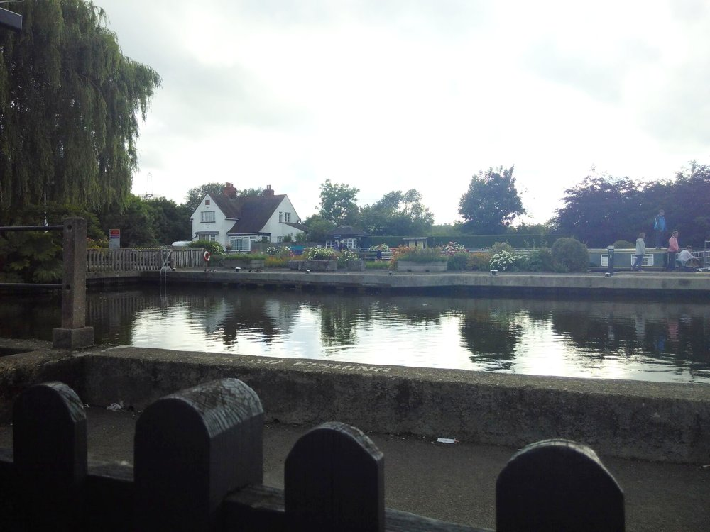 View from The King's Arms, Sandford