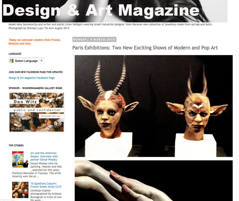 Design & Art Magazine