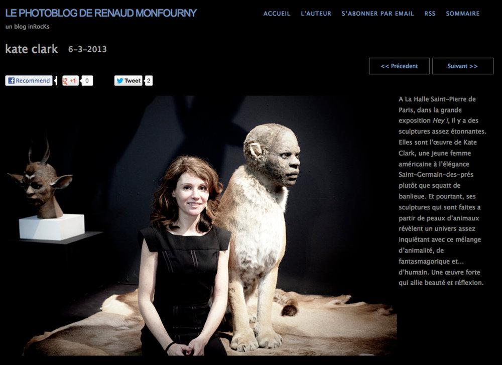 Le Photoblog De Renaud Monfourny