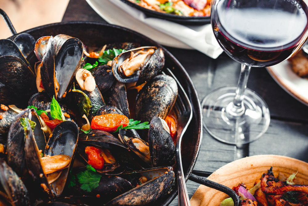 MARCH 12TH  Seafood Connection presents: Private Chef Driven Experience