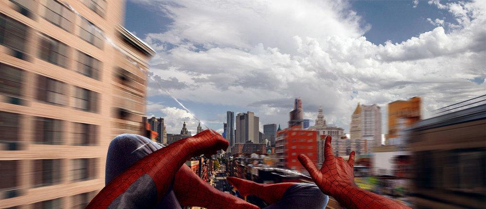 Spider's eyes - Par les yeux de l'araignée
