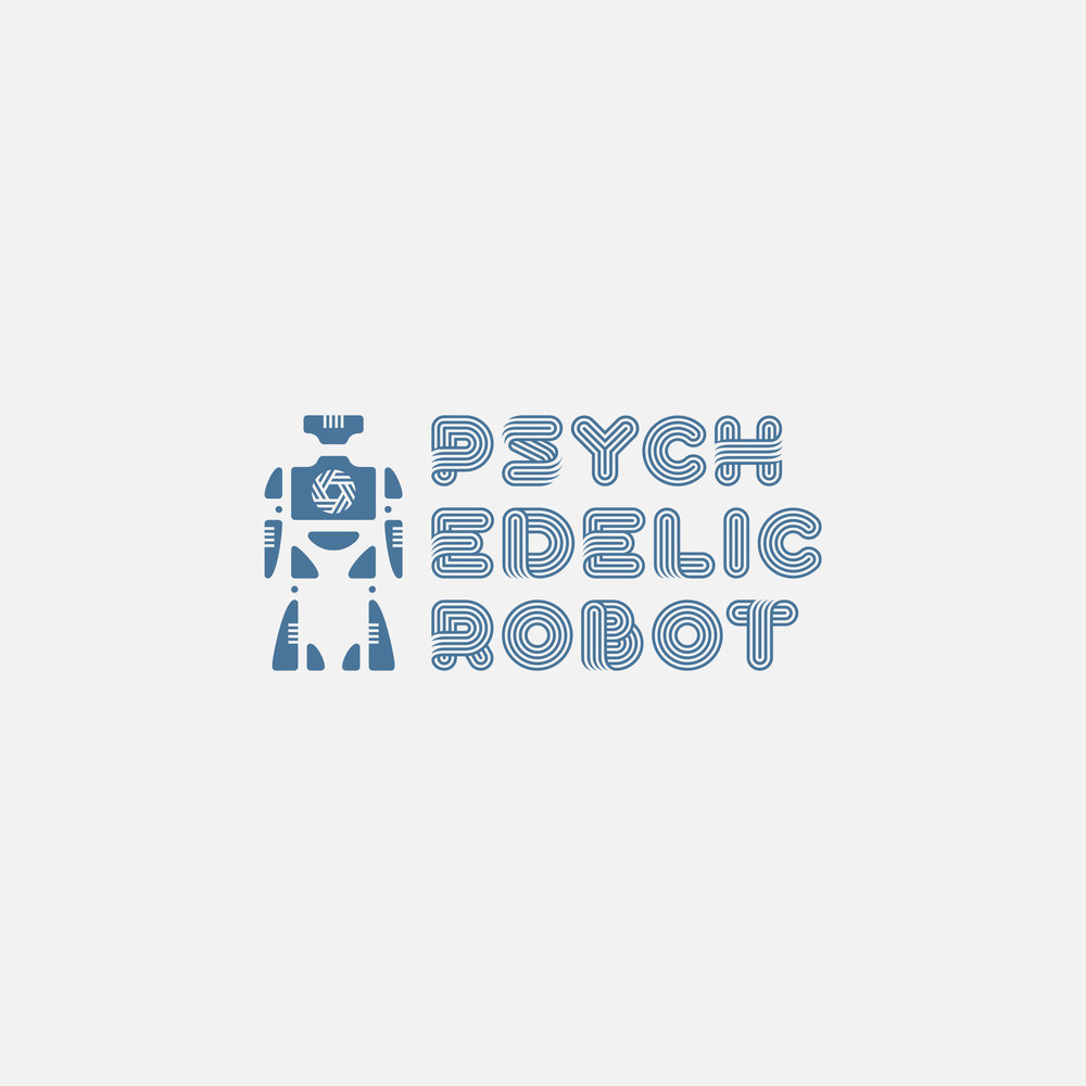 Psychedelic Robot logo