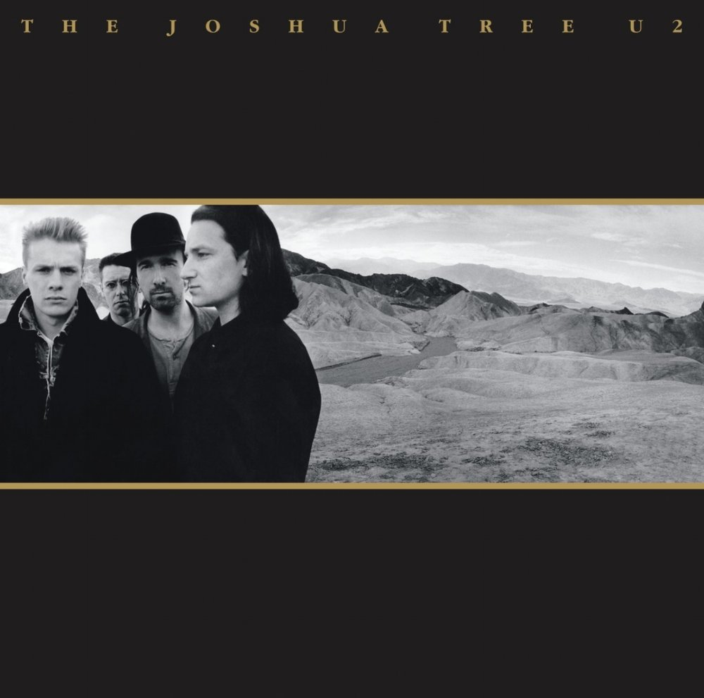 u2  The Joshua Tree  album cover